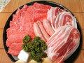 特選焼肉3種盛600gタレ付(約3人前)