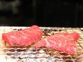 特選カルビ焼肉用100g